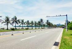 upplagan för staden frambragte digitalt den guld- höga bildres-vägen Royaltyfri Foto