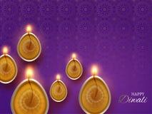 Upplysta olje- lampor på sömlös bakgrund royaltyfri illustrationer