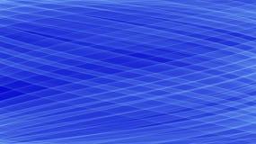 Upplysta vågor för abstrakt teknologibakgrund Royaltyfri Foto