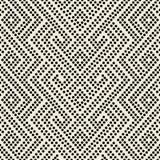 Upprepa geometriska tegelplattor Arkivbilder