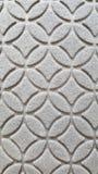 Upprepad textur för blommig modell Royaltyfria Foton