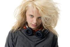 upprorisk tonåring Arkivfoton