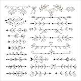 Uppsättning av elements32 vektor illustrationer