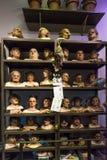 Uppsättningen av stöttor och maskeringar från Harry Potter Movies Royaltyfria Bilder
