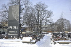 Uppsala Stock Photo