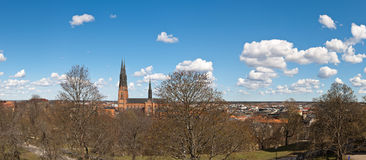Uppsala Royalty Free Stock Image