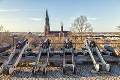 Uppsala Fotos de archivo libres de regalías