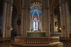 Uppsala Cathedral Royalty Free Stock Photos