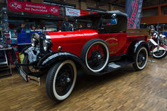 Uppsamling Ford Model A (1927) Royaltyfri Fotografi