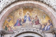 'Uppståndelse av Christos ', arkivbilder