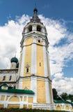 Uppståndelsedomkyrka av Tutaev Royaltyfria Bilder