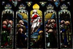 Uppstigningen av Jesus Christ Royaltyfri Foto