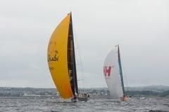 Upptäck den Irland I-Port racen Royaltyfri Foto