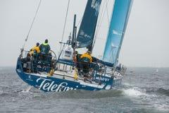 Upptäck den Irland I-Port racen Royaltyfri Bild