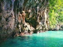 Upptäckt av Thailand, Hong Island royaltyfria bilder