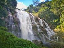 Upptäckt av Thailand, Wachirathan nedgångar arkivfoton