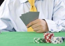 Uprawiać hazard fotografia stock