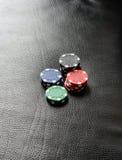 Uprawiać hazard nałóg zdjęcie stock