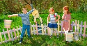 Uprawiać ogródek Fotografia Stock