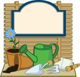 Uprawiać ogródek Zdjęcie Royalty Free