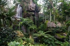 Uprawiać ogródek krajobraz Fotografia Stock
