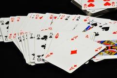 Uprawiać hazard grę Obrazy Royalty Free