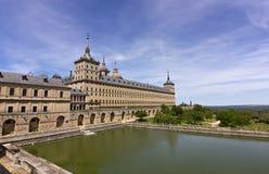 uprawia ogródek monaster królewskiego Zdjęcie Royalty Free