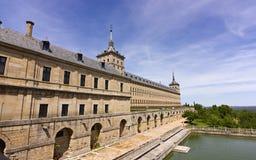 uprawia ogródek monaster królewskiego Zdjęcia Stock