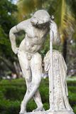 uprawia ogródek Vizcaya obraz stock