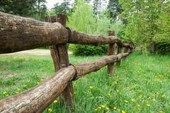 uprawia ziemię ogrodzenie obrazy royalty free