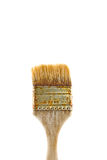 Upright Paint Brush Stock Photo