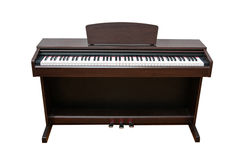 Upright piano Royalty Free Stock Photos