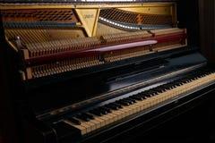 Upright piano Royalty Free Stock Photography