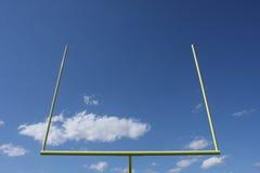 uprights dla piłki nożnej Zdjęcie Royalty Free