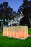 Uprowadzenie Europa statua Fotografia Stock