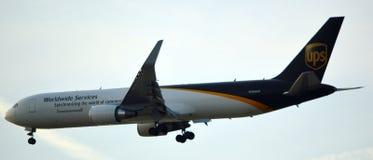 UPS στο Airshow Στοκ Εικόνες