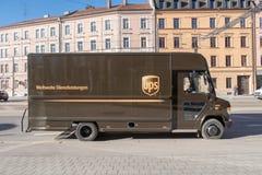 UPS Imagem de Stock