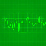 Ups and downs line. Vector illustration. Background or wllpaper, icon or logo. Line of ups and downs Stock Photo