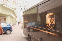 UPS Stock Photography