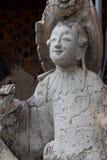 UPS statua twarz statku Chiński balast zdjęcia stock