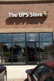 The UPS store stock images