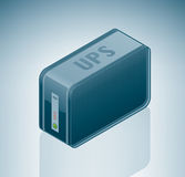UPS (Uninterruptible Power Supply) Stock Photography