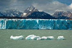 upsala ледника Стоковые Изображения RF