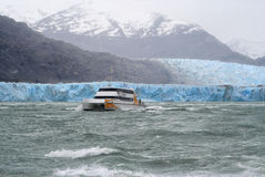 Upsala glacier Royalty Free Stock Image