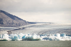 Upsala glacier Royalty Free Stock Photography