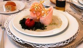 Upscale cuisine Stock Photos