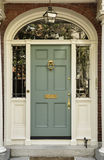 Upscale Home Front Door Stock Photos