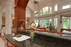 Upscale Living Stock Images