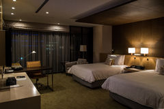 Upscale rooms Royalty Free Stock Photos