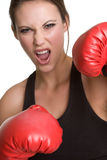 Upset Boxer Stock Images